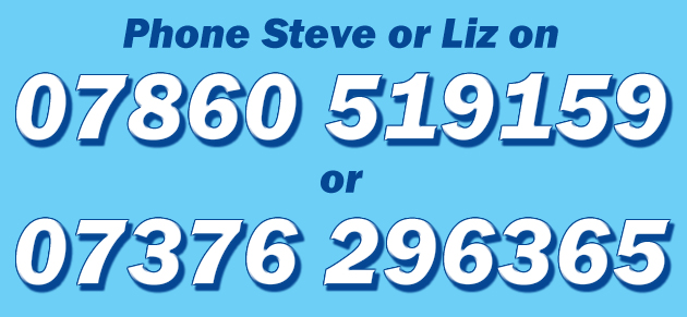 Phone Steve or Liz of Streetwise Taxis on 07860 519159 or 07376 296365 to book a taxi in the Coningsby area